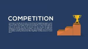 Metaphor Competition PowerPoint Template and Keynote Slides