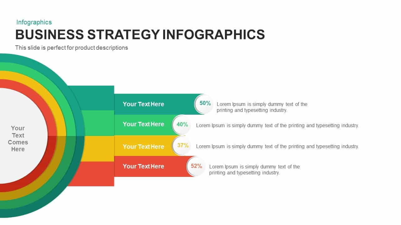 Business Strategy Infographics Powerpoint and Keynote template