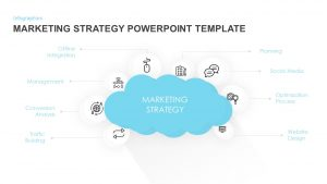 Marketing Strategy PowerPoint Template and Keynote Slide