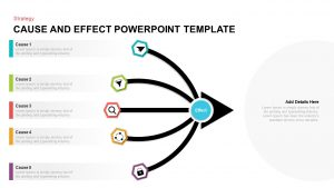 Cause and Effect Template for PowerPoint & Keynote
