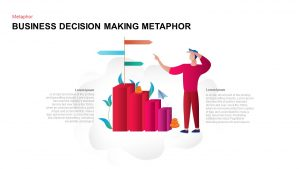 Decision Making PowerPoint Template for Business Presentation