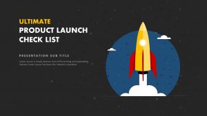 Product Launch Checklist Template